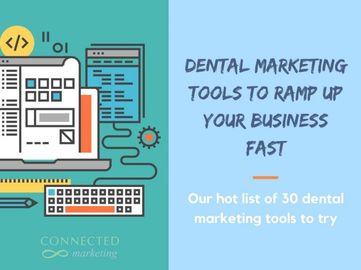 Dental marketing tools to ramp up your business fast